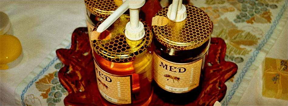 other bee products, honey